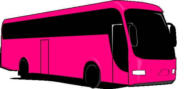 Bus Clip Art At Clker Com Vector Clip Art Online