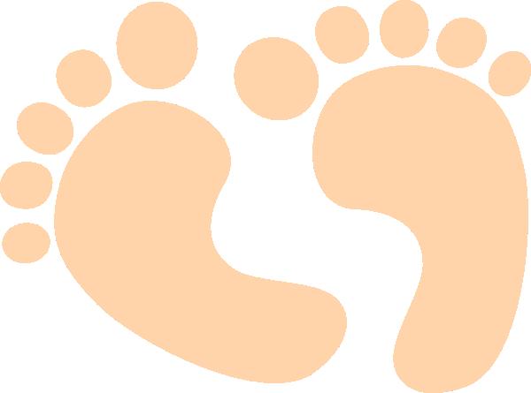 baby feet clip art at clker com vector clip art online baby feet clip art outline baby feet clip art blue