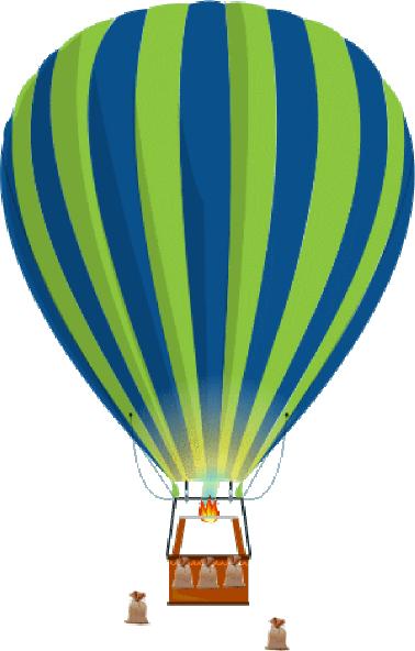 clipart hot air balloon - photo #41