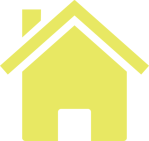 Yellow House Clip Art