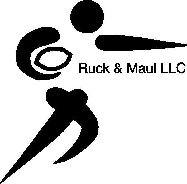 Rugby Logo Clip Art At Clker Com Vector Clip Art Online