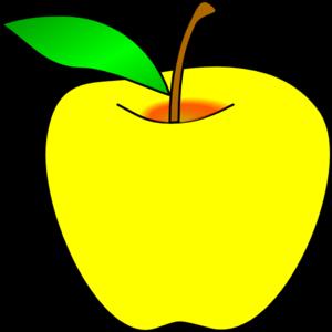 yellow apple clip art at clker com vector clip art apple clip art black and white free apple clip art black and white