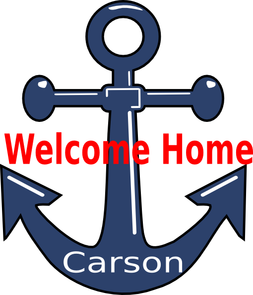 welcome home anchor clip art at clker com vector clip art online rh clker com new home clipart images new home clipart free