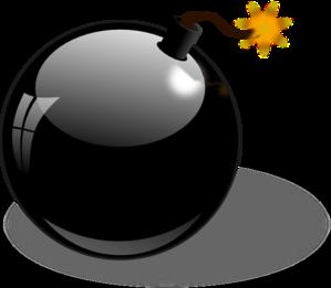 black bomb clip art at clker com vector clip art online royalty rh clker com clip art bumble bee cartoon clip art boomerang