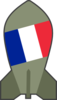 French Bomb Clip Art