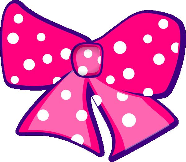 Pink Bow Clip Art at Clker.com - vector clip art online ...