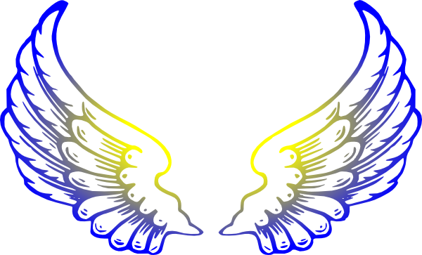 wings clip art at clker com vector clip art online royalty free rh clker com clip art wings angel clipart windshield wipers