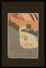 Olympic Bobsled Run, Lake Placid Up Where Winter Calls To Play. Clip Art