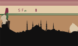 Sufi In Istanbul By Cosmicenergy Clip Art