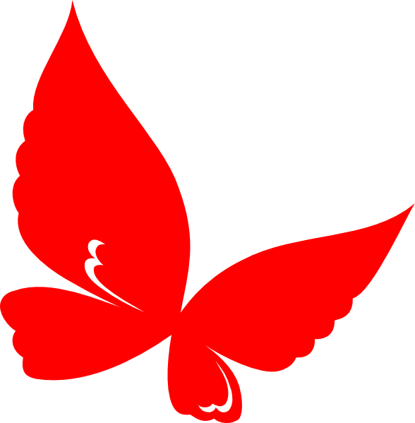 animated butterfly clipart free - photo #11