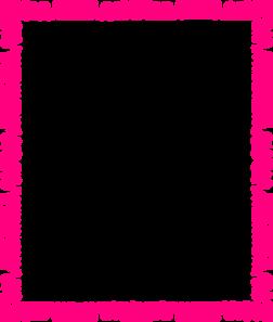 Decorative Pink Border Clip Art at Clker.com , vector clip