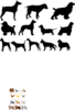 Farm Animals Cat Dog Rabbit Bunny Duck Clip Art