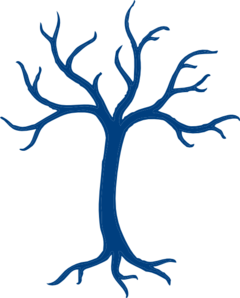 Bluetree Clip Art
