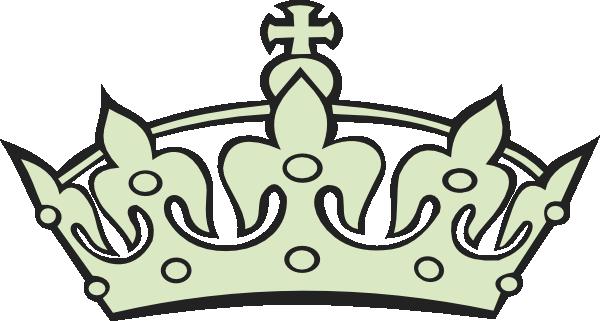 green tiara clip art at clker com vector clip art online royalty rh clker com tiara clipart png tiara clipart images