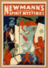 Newmann S Wonderful Spirit Mysteries Clip Art