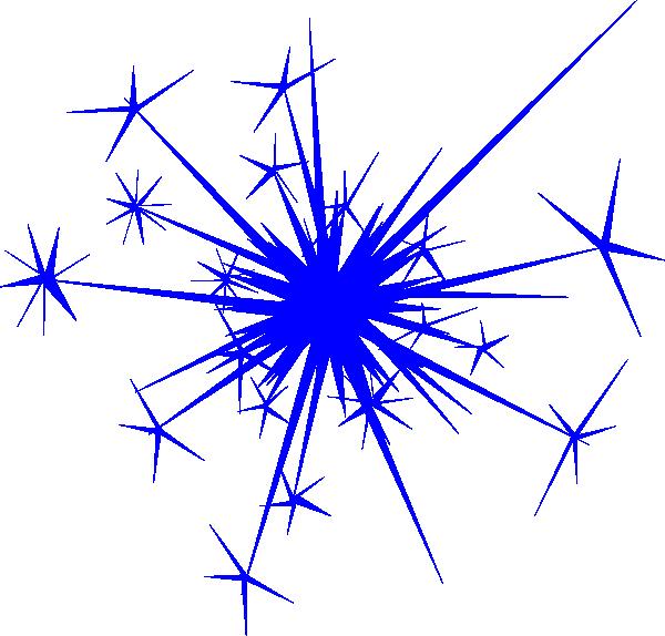 blue firework clip art at clker com vector clip art online rh clker com fireworks vector clipart free fireworks vector clipart free