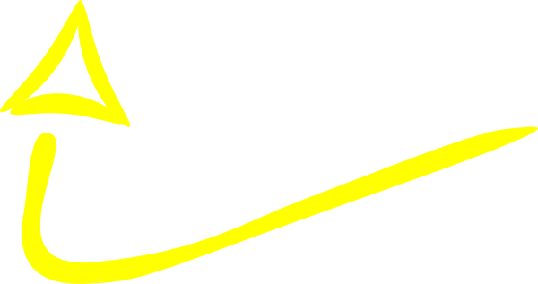 clipart yellow arrow - photo #41