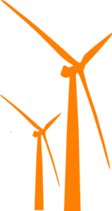 Cwtc Wind Turbine 2 Clip Art