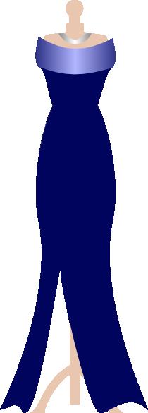 Gown Clip Art at Clker.com - vector clip art online ...