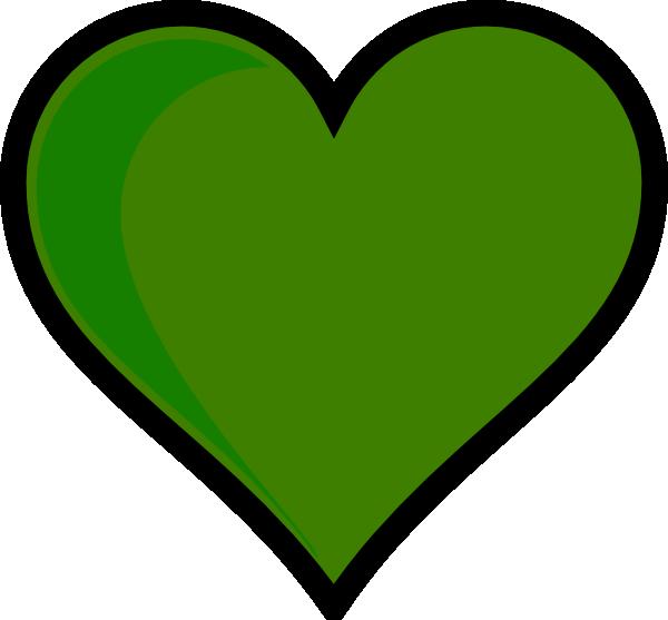 Green heart clip art at clker vector clip art online royalty green heart clip art voltagebd Gallery