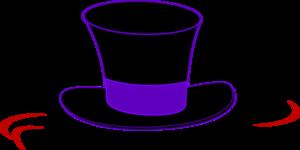 Black Top Hat Clip Art at Clker.com - vector clip art ...