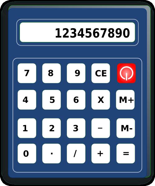 Calculator Png Icon Calculator Clip Art Icon