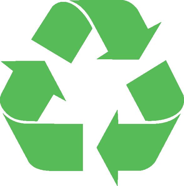 Recycling Symbol Light Green Clip Art At Clker Vector Clip Art