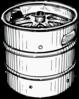 Keg Clip Art at Clker.com - vector clip art online ...