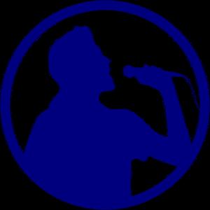 karaoke singer clip art at clker com vector clip art online rh clker com singers clip art free singer clipart panda