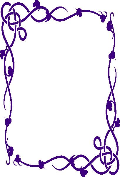 Menu Border2 Clip Art At Clker Com Vector Clip Art Online Royalty