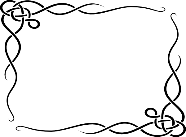 Certificate Frame Clip Art