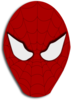 Spiderman Face Clip Art