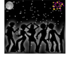 Dancing In The Dark Clip Art