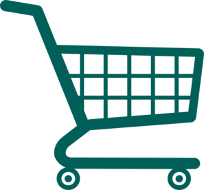 Empty Shopping Cart Clip Art