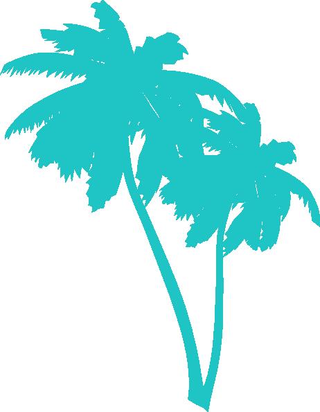 Palm Trees Clip Art At Clker Com Vector Clip Art Online Royalty Free Public Domain