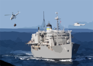 Military Sealift Command Vertrep Clip Art