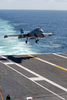 Carrier Flight Deck Clipart Image