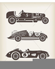 Free Clipart Vintage Cars Image