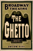 The Ghetto By Herman Heyermans [i.e., Heijermans], Jr. ; Adapted By Chester Bailey Fernald. Image