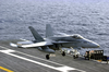 F/a-18 Is Waved Off Image