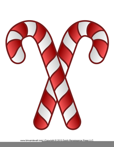candy cane outline clipart free images at clker com vector clip