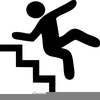 Slipping Clipart Image