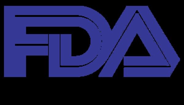Fda Approved Logo Blue Free Images At Clker Com Vector