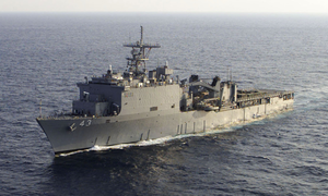 Uss Fort Mchenry Image