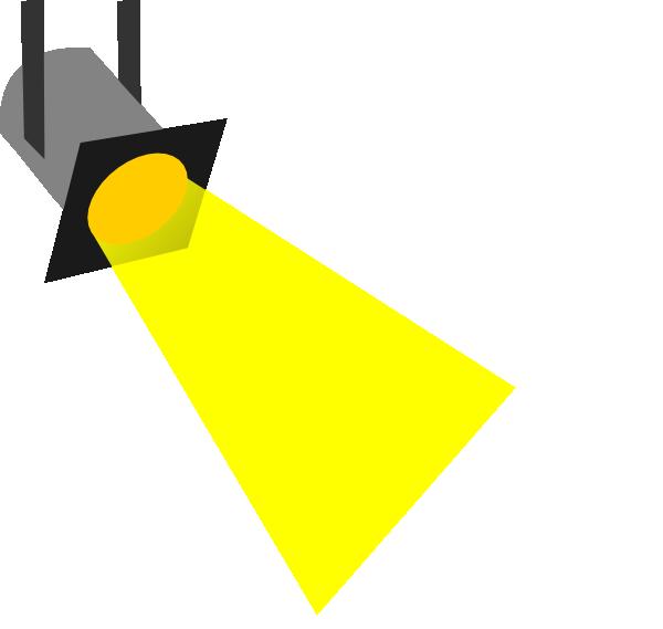 Theatre curtains drawings - Spot Light Clip Art At Clker Com Vector Clip Art Online