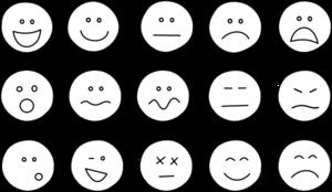 Smiley Face Clip Art At Clker Com Vector Clip Art Online