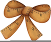 Free Measuring Tape Clipart Image