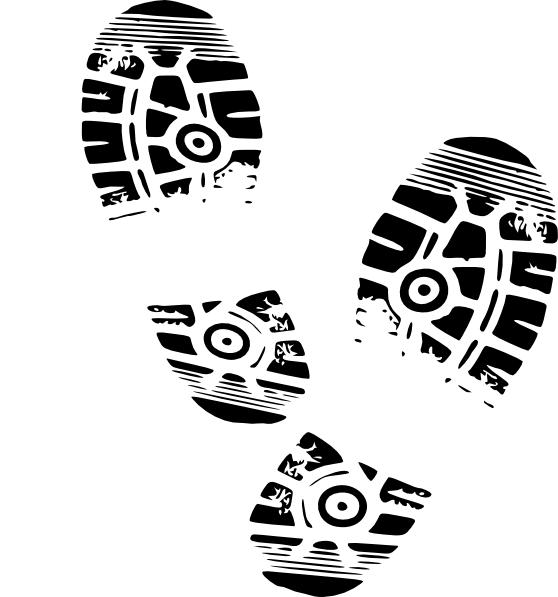 sole shoes running clip art at clkercom vector clip art