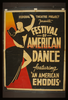 Federal Theatre Project Presents  Festival Of American Dance  Featuring  An American Exodus  Image