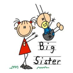 big sister little brother clipart free images at clker com vector clip art online royalty free public domain big sister little brother clipart